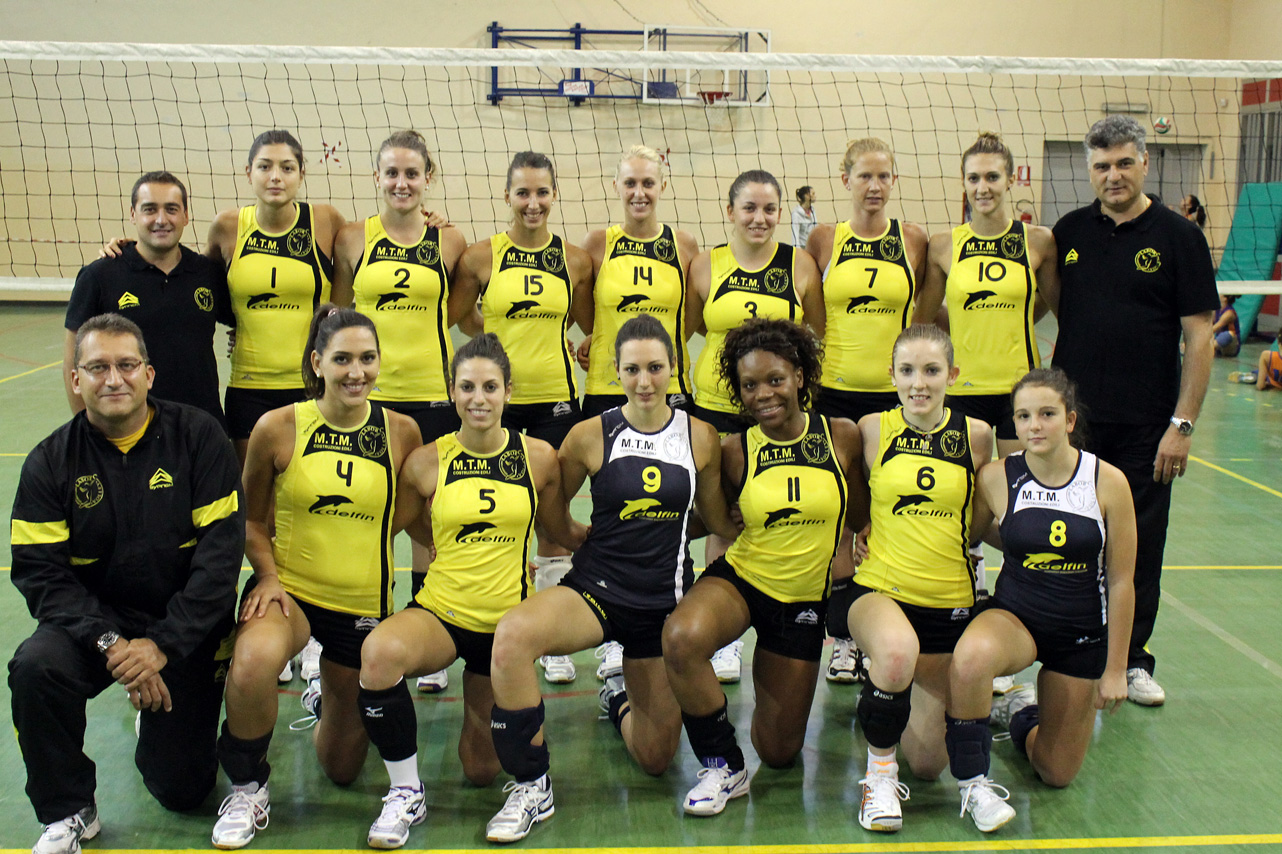 Labor Volley Delfin - Serie C - 2012/2013