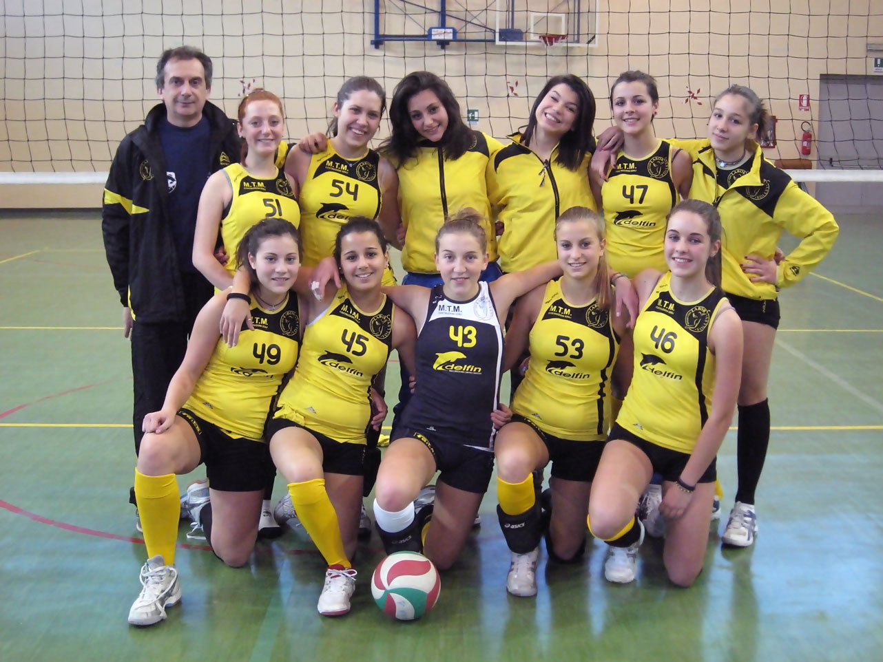 Labor Volley - Under 16 - 2012/2013